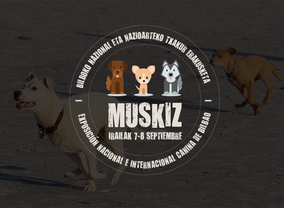 Exposición canina - Muskiz